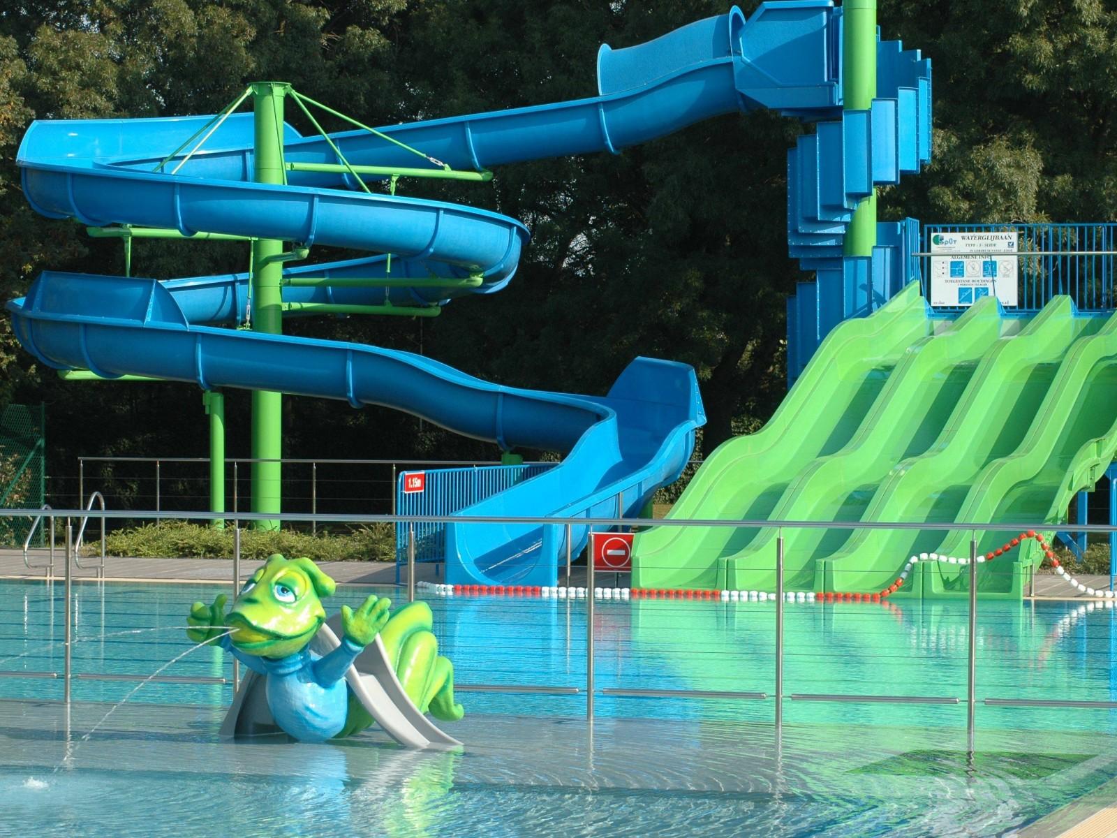 Blokker for Blokker zwembad